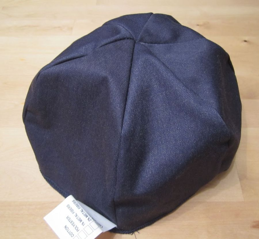 RF protection lining for a hat
