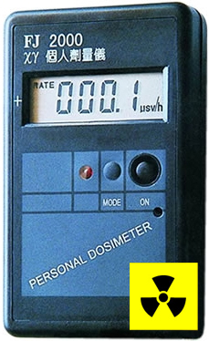 Radioactive meters